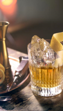 Drambuie Launches 'A Night With The Nail' at The Walrus Club