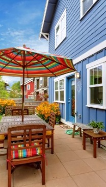 Patio Planning Guide – 5 Cosy Tips for Turning Your Outdoor Area into a Homey Haven